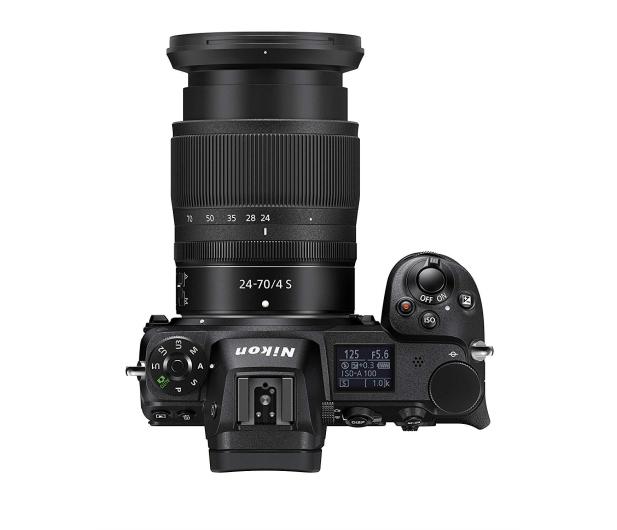 Nikon Z6 + 24-70mm f/4 + adapter FTZ - 449332 - zdjęcie 4