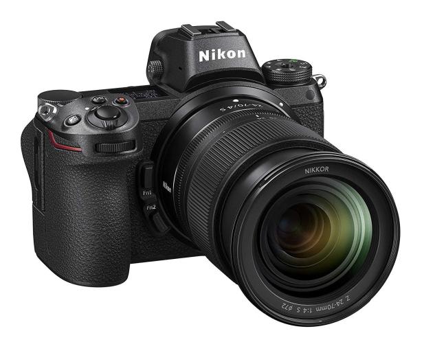 Nikon Z6 + 24-70mm f/4 + adapter FTZ - 449332 - zdjęcie