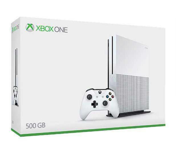 Microsoft Xbox One S 500GB - 450969 - zdjęcie