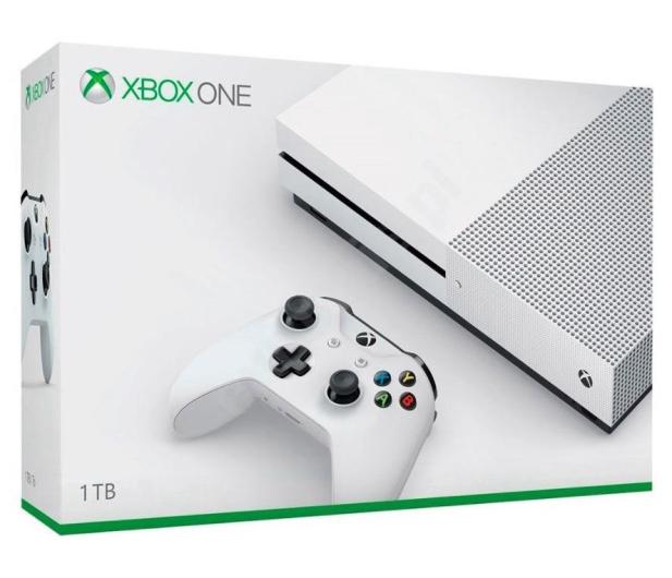 Microsoft Xbox One S 1TB  - 429840 - zdjęcie