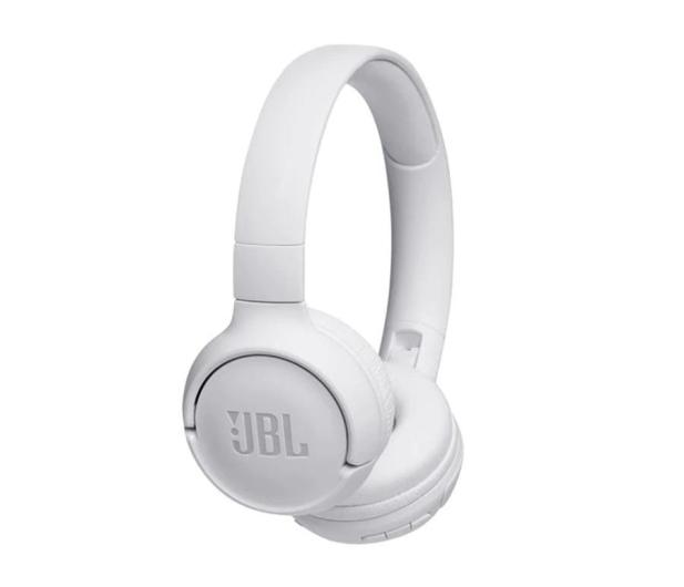JBL T500BT Białe - 452107 - zdjęcie
