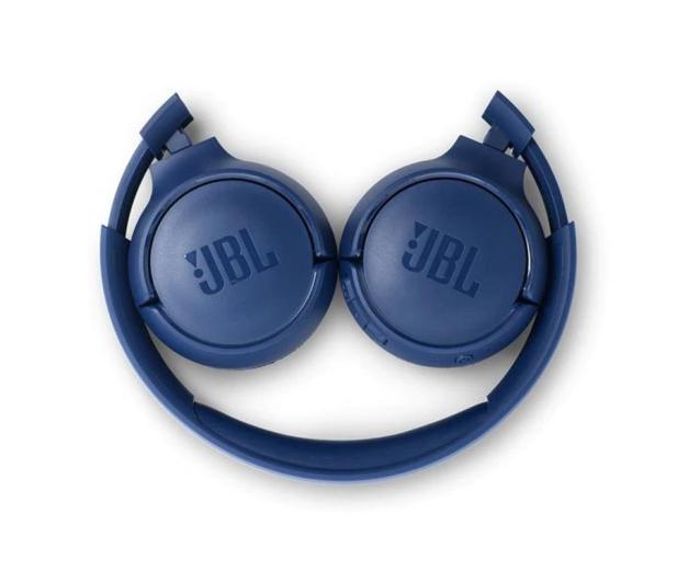 JBL T500BT Niebieskie - 452108 - zdjęcie 5