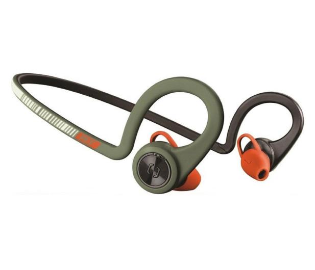 Plantronics Backbeat Fit zielono - czarne  - 450597 - zdjęcie