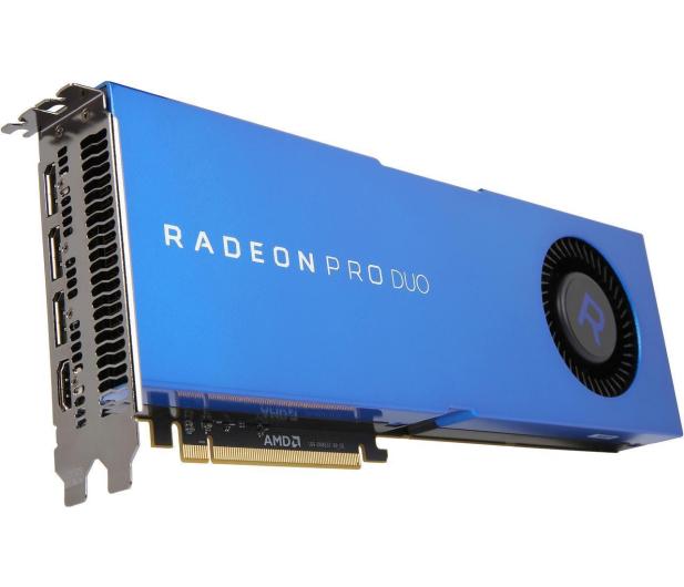 AMD Radeon Pro Duo 32GB GDDR5 - 452206 - zdjęcie