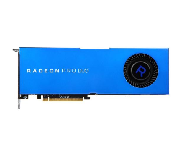 AMD Radeon Pro Duo 32GB GDDR5 - 452206 - zdjęcie 2