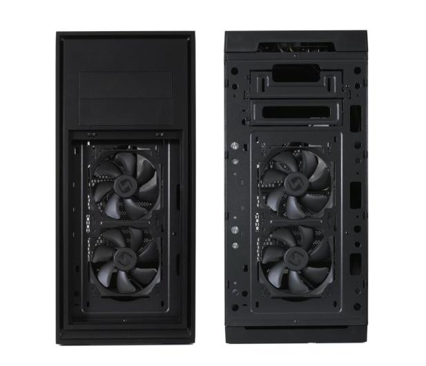 SilentiumPC AQUARIUS AQ-X70W Pure Black - 305444 - zdjęcie 3