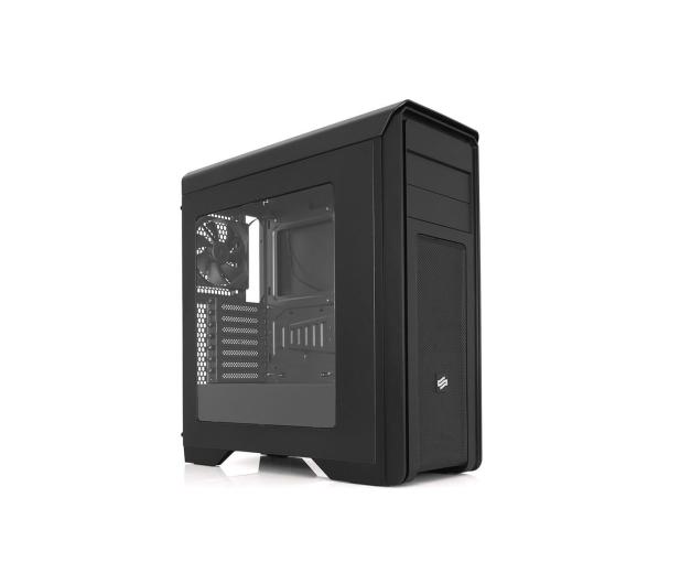 SilentiumPC Gladius M35W Pure Black z oknem - 315255 - zdjęcie