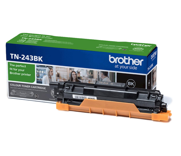 Brother TN243BK black  1000 str (TN-243BK) - 452448 - zdjęcie