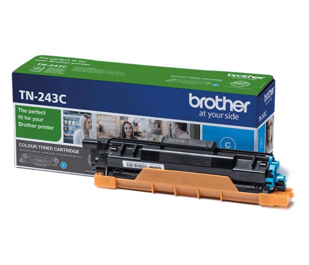 Brother TN243C cyan 1000 str. (TN-243C) - 452449 - zdjęcie