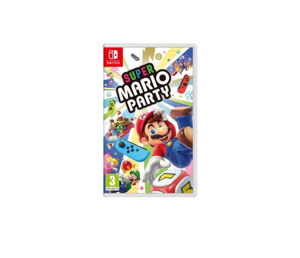 Nintendo Super Mario Party - 452470 - zdjęcie