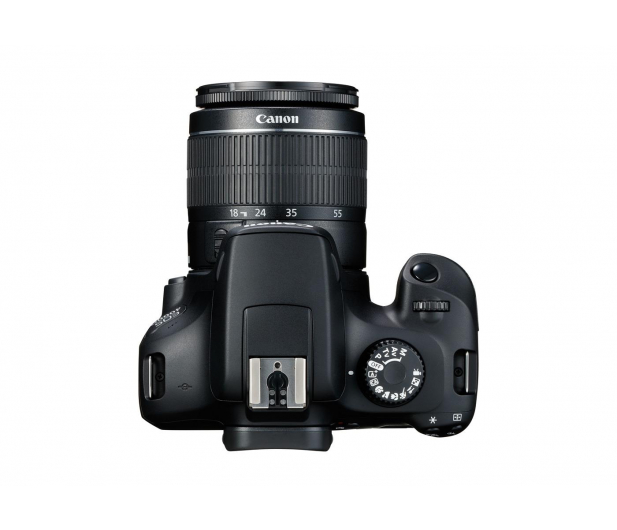 Canon EOS 4000D 18-55 DC III VUK - 472213 - zdjęcie 4