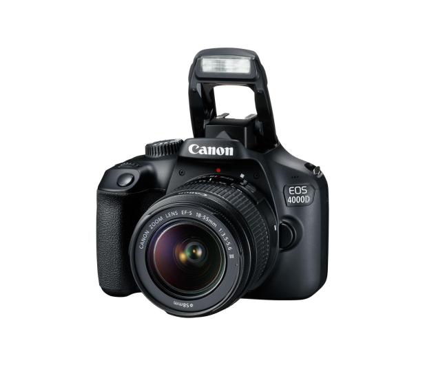 Canon EOS 4000D 18-55 DC III VUK - 472213 - zdjęcie 8