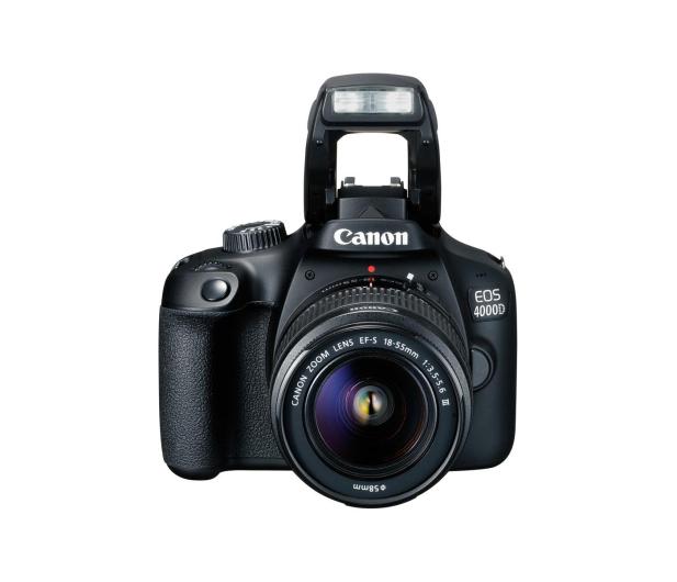 Canon EOS 4000D 18-55 DC III VUK - 472213 - zdjęcie 9