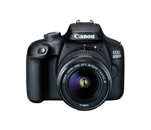 Canon EOS 4000D 18-55 DC III VUK - 472213 - zdjęcie 2