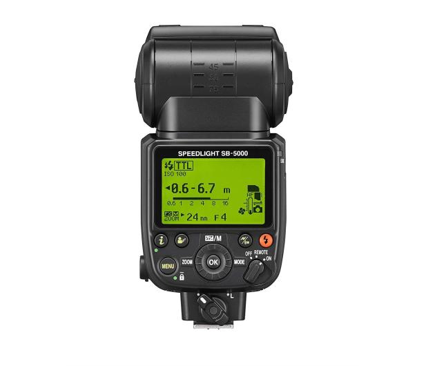 Nikon Speedlight SB-5000 - 452715 - zdjęcie 3