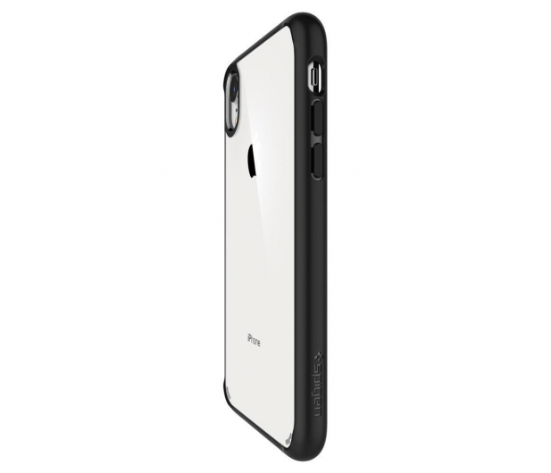 Spigen Ultra Hybrid do iPhone XR Matte Black - 452161 - zdjęcie 3