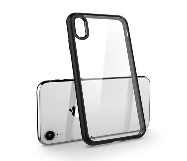Spigen Ultra Hybrid do iPhone XR Matte Black - 452161 - zdjęcie 4