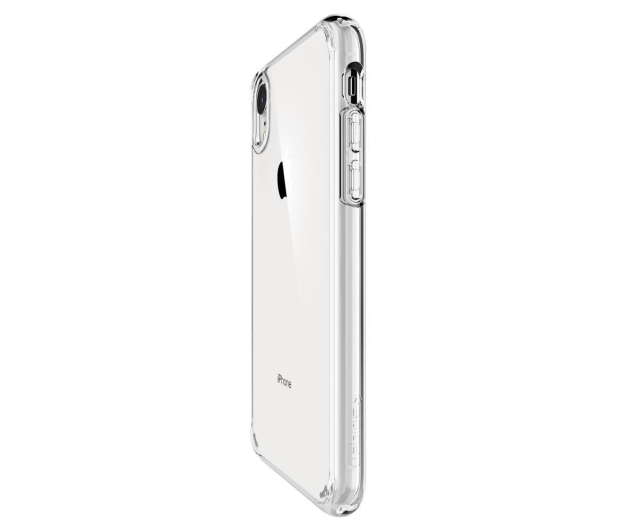 Spigen Ultra Hybrid do iPhone XR Crystal Clear - 452160 - zdjęcie 3