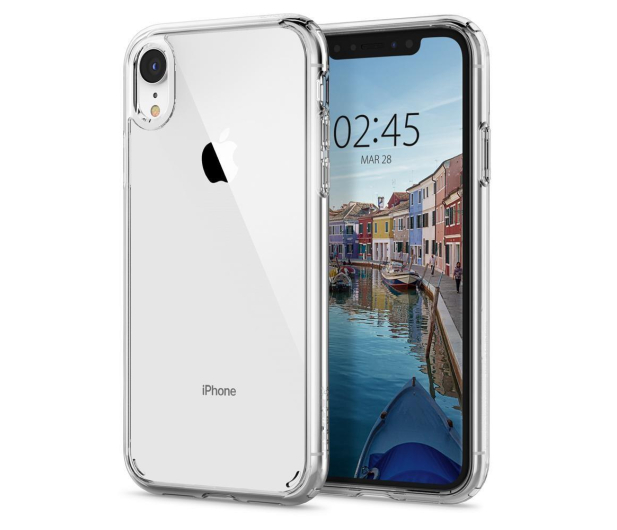 Spigen Ultra Hybrid do iPhone XR Crystal Clear - 452160 - zdjęcie