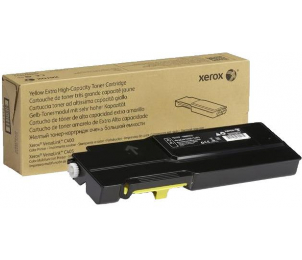 Xerox 106R03533 yellow 8000 str. - 452768 - zdjęcie