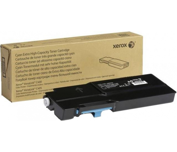 Xerox 106R03534 cyan 8000 str. - 452769 - zdjęcie