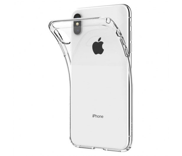 Spigen Liquid Crystal do iPhone XS Max Clear - 452040 - zdjęcie 3