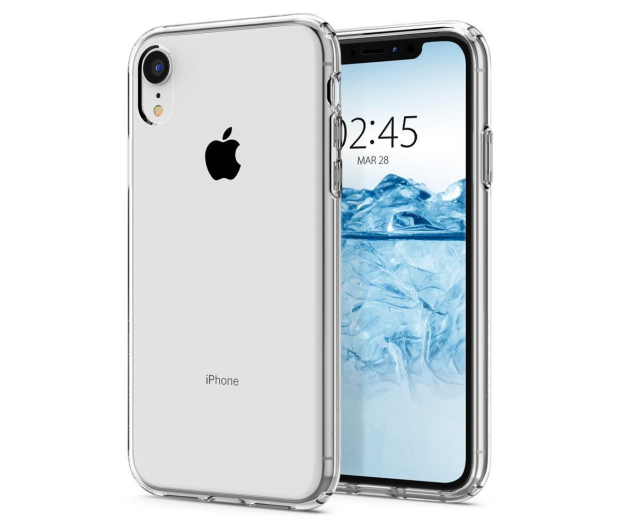Spigen Liquid Crystal do iPhone XR Clear - 452098 - zdjęcie