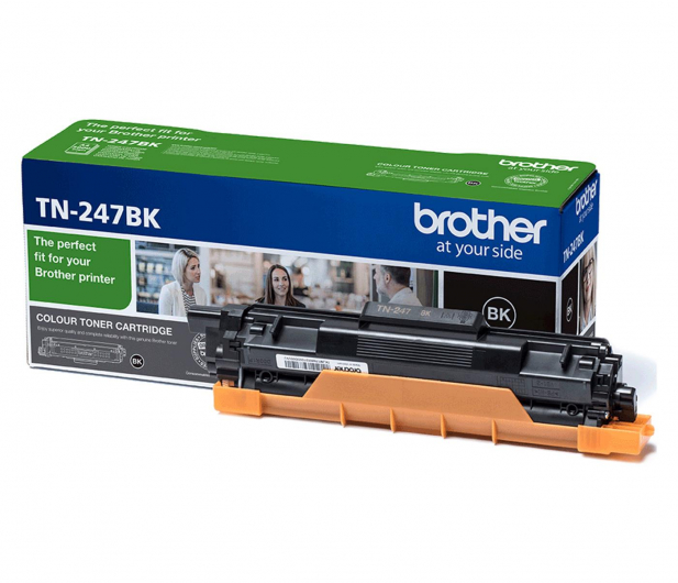 Brother TN247BK black 3000 str. (TN-247BK) - 452475 - zdjęcie