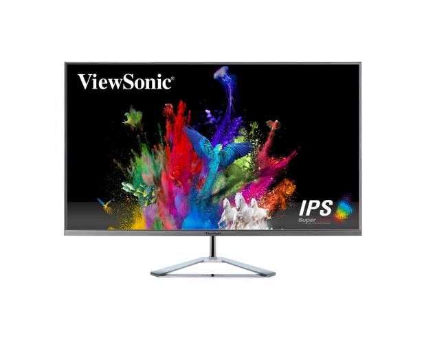 ViewSonic VX3276-2K-mhd czarno-srebrny - 415287 - zdjęcie