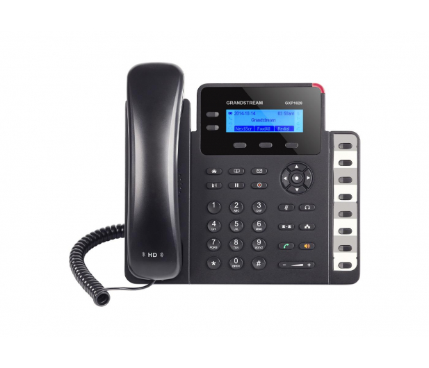 Grandstream GXP 1628 HD VoIP(2-linie 2x100/1000Mbps 2xSIP)PoE  - 446098 - zdjęcie
