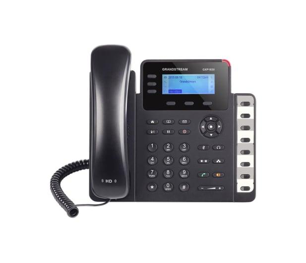 Grandstream GXP 1630 HD VoIP(3-linie 2x100/1000Mbps 3xSIP)PoE  - 446107 - zdjęcie