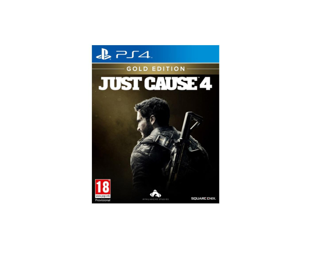 PlayStation Just Cause 4 Gold Edition - 446867 - zdjęcie 1
