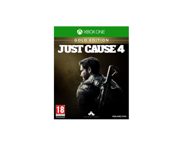 CENEGA Just Cause 4 Gold Edition - 446869 - zdjęcie