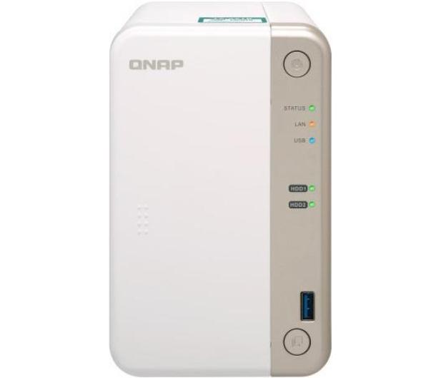 QNAP TS-251B-2G (2xHDD, 2x2-2.5GHz, 2GB, 5xUSB, 1xLAN)  - 446163 - zdjęcie 2