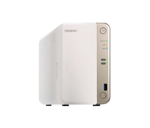 QNAP TS-251B-2G (2xHDD, 2x2-2.5GHz, 2GB, 5xUSB, 1xLAN)  - 446163 - zdjęcie