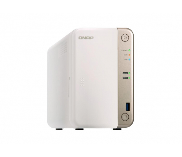 QNAP TS-251B-2G 6TB (2xHDD, 2x2-2.5GHz, 2GB, 5xUSB) - 449157 - zdjęcie 2
