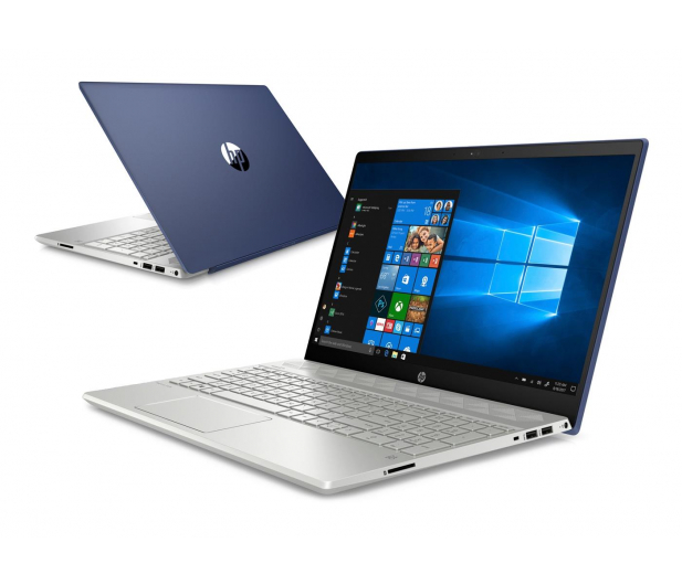 HP Pavilion 15 i5-8250U/16GB/480/Win10/IPS MX150 Blue - 455365 - zdjęcie