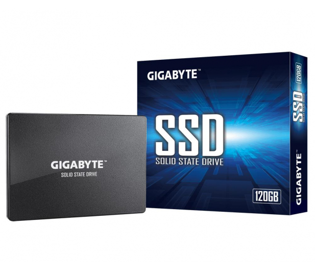"""Gigabyte 120GB 2,5"""" SATA SSD - 447713 - zdjęcie 5"""