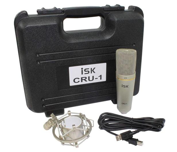 ISK CRU-1 USB - 472481 - zdjęcie 7