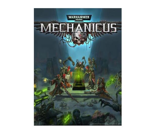 PC Warhammer 40,000: Mechanicus ESD Steam - 472781 - zdjęcie