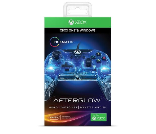 PDP Xbox One Controller - Afterglow (przewodowy) - 472760 - zdjęcie 5