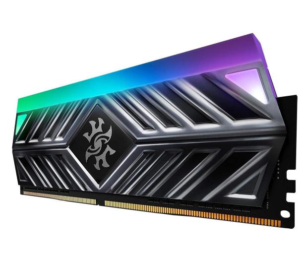 ADATA 8GB 3000MHz XPG Spectrix D41 x TUF RGB CL16 - 472742 - zdjęcie 2