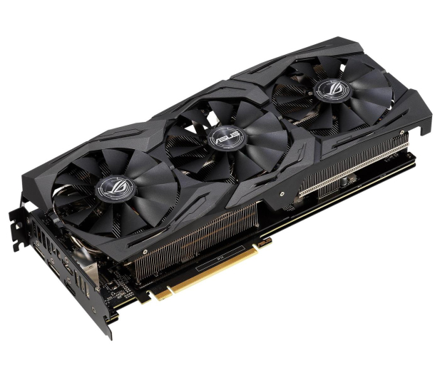 ASUS GeForce RTX 2060 ROG Strix Advance 6GB GDDR6  - 472179 - zdjęcie 3