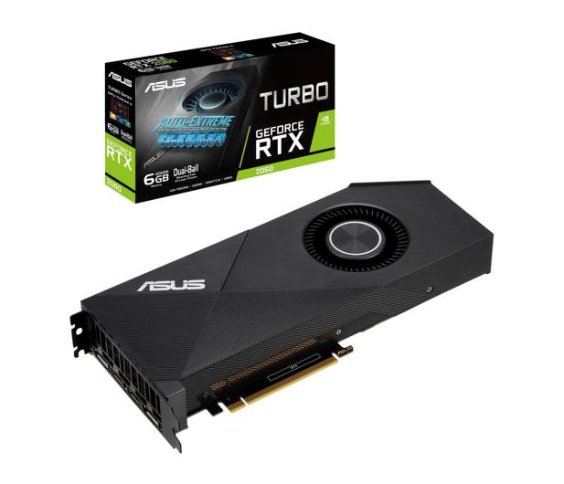 ASUS GeForce RTX 2060 Turbo 6GB GDDR6  - 472183 - zdjęcie