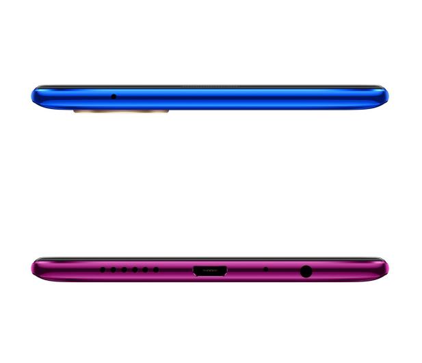 OPPO RX17 Neo 4/128GB Dual SIM Kosmiczny błękit - 473421 - zdjęcie 6