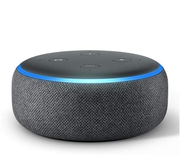 Amazon Echo Dot 3 gen. czarny - 472856 - zdjęcie