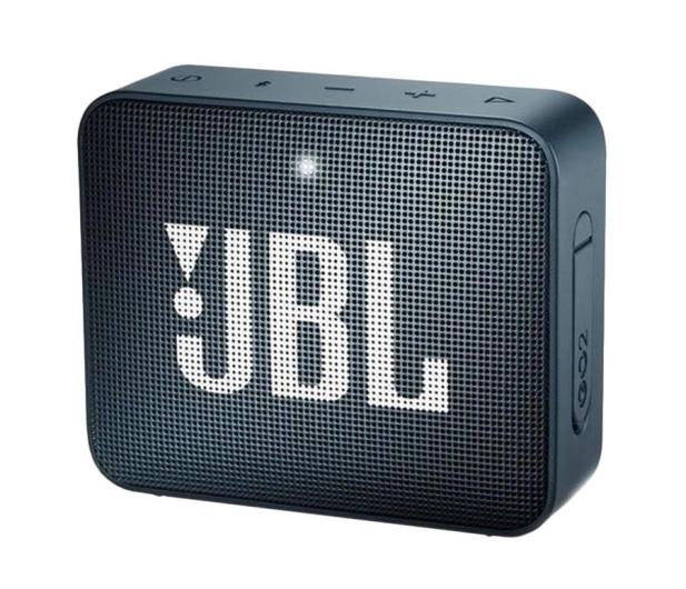 JBL GO 2 Granatowy - 427972 - zdjęcie