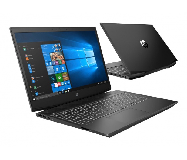 HP Pavilion Gaming i5-8300H/8GB/240+1TB/Win10 1050Ti - 475290 - zdjęcie