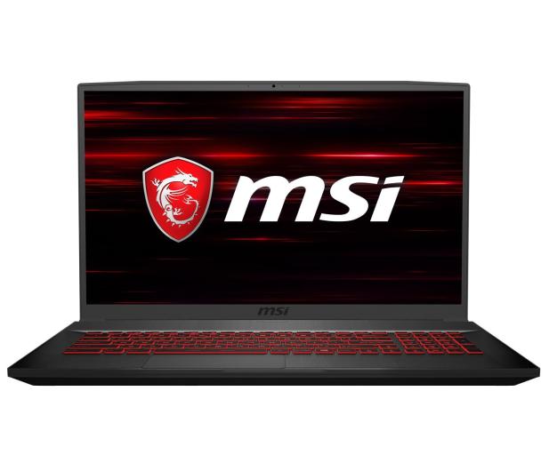 MSI GF75 i5-8300H/8GB/1TB GTX1050 - 498746 - zdjęcie 3