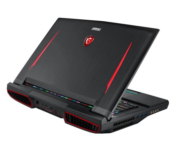 MSI GT75 i7-8750H/32GB/512+1TB/Win10 RTX2070 IPS - 473544 - zdjęcie 6